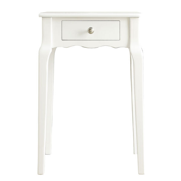 Eugenia 1-Drawer End Table, image 3