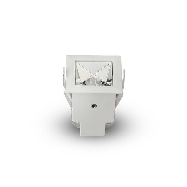 Rubik White LED Recessed Downlight, image 5