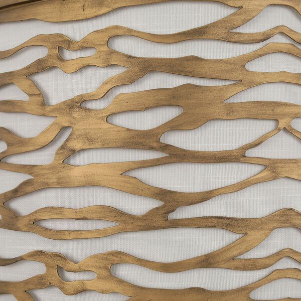 Kato Havana Gold Five-Light Pendant, image 3