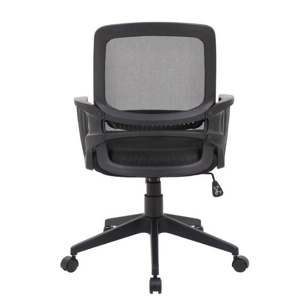Boss 25-Inch Black Mesh Task Chair, image 5