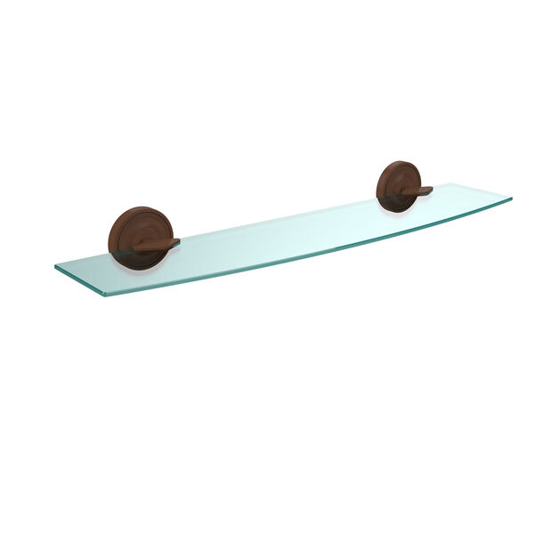 Regal Collection 24-Inch Glass Shelf, image 1