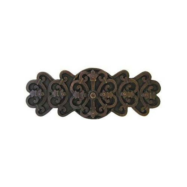 Chateau Dark Brass Pull , image 1
