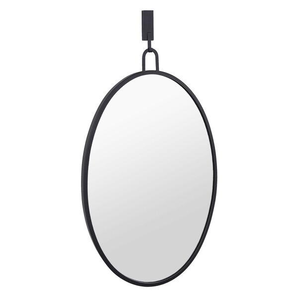 Stopwatch Black Wall Mirror, image 6