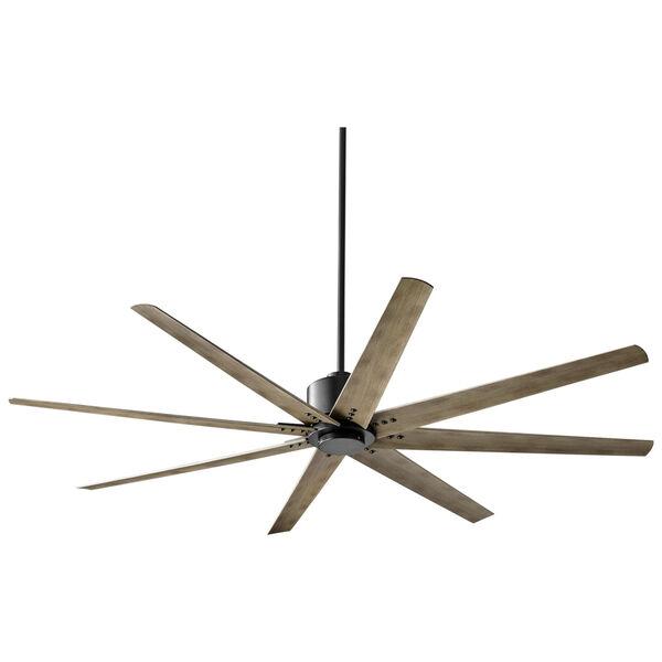 Fleet Black 72-Inch Ceiling Fan, image 3
