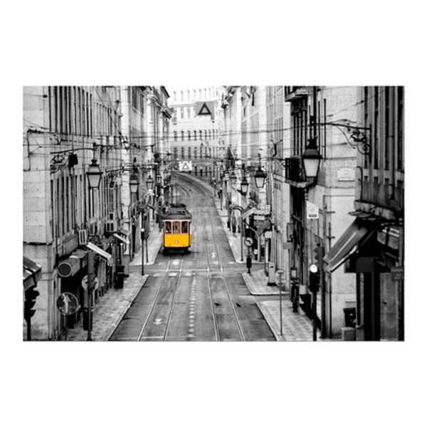 Lisbon Yellow Tram I Print, image 1