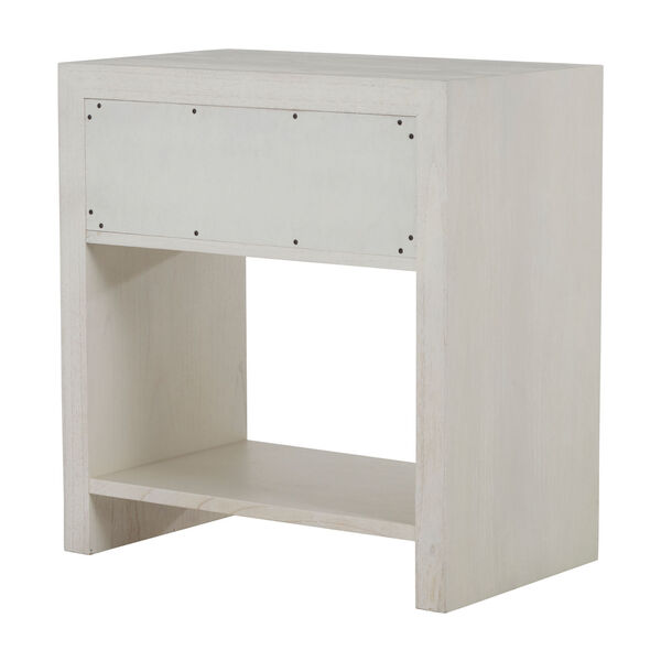 Alford White and Gray Nightstand, image 6