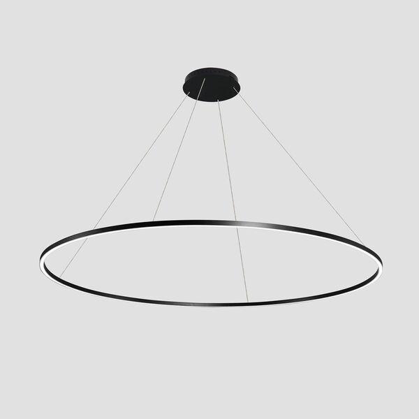 Tania Black 60-Inch LED Adjustable Chandelier, image 5