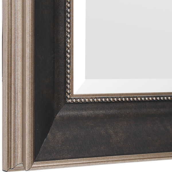 Mercer Dark Bronze Traditional Mirror, image 4
