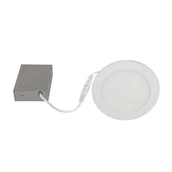 White Wi-Fi RGB LED Recessed Fixture Kit, image 2