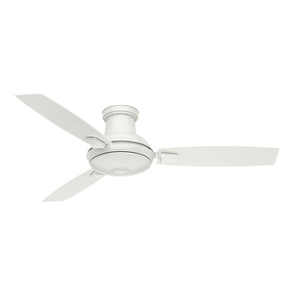 Verse Fresh White 54-Inch LED Energy Star Ceiling Fan, image 4