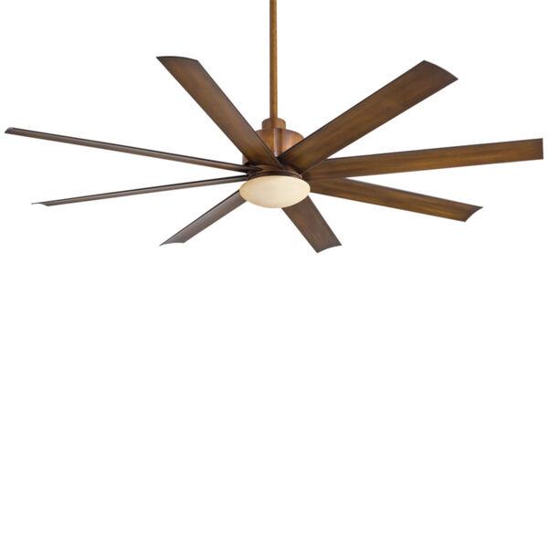 Slipstream Distressed Koa 65-Inch Ceiling Fan, image 4