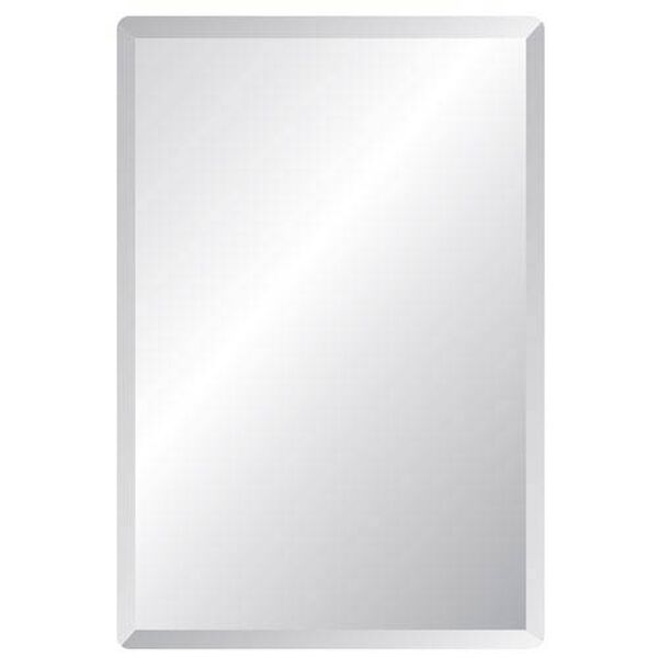 Regency 30 x 40 Rectangular Beveled Edge Mirror, image 1
