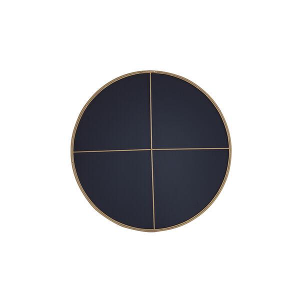 Eternity Brass Round 32-Inch Mirror, image 5