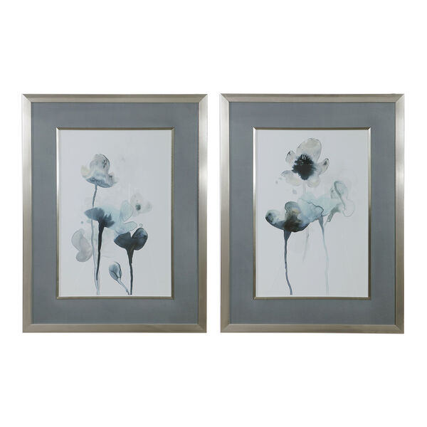 Midnight Blossoms Print, Set of Two, image 2