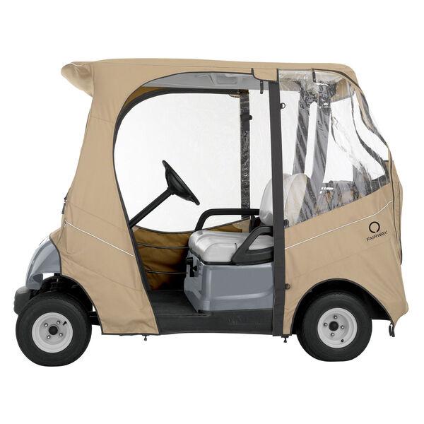 Cypress Khaki Yamaha Drive Golf Car Enclosure, image 3