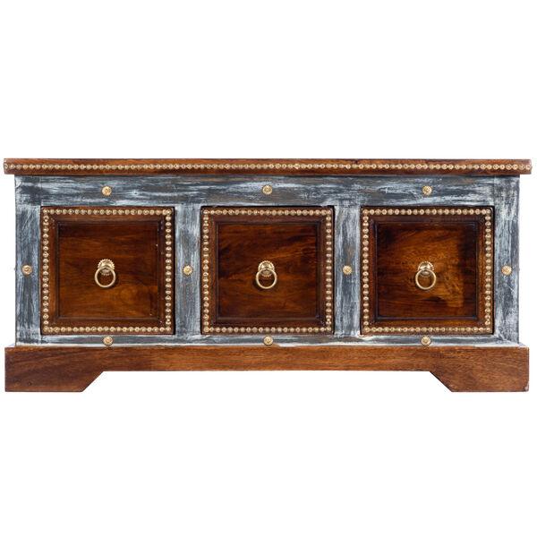 Tenor Brown Storage Cabinet, image 4