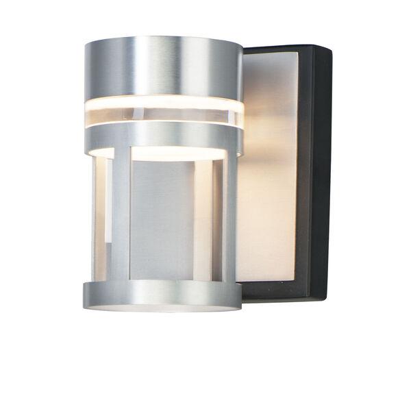 Accord Black And Brushed Aluminum Five-Inch LED Bath Vanity, image 1