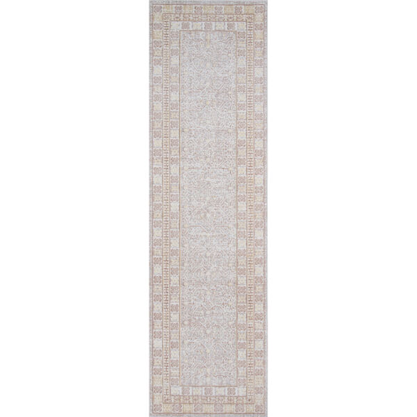 Isabella Tribal Gray Rectangular: 9 Ft. 3 In. x 11 Ft. 10 In. Rug, image 6