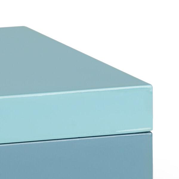 Blue Decorative Box, image 2