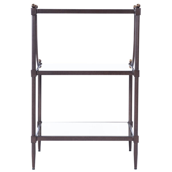 Metalworks Tiered Side Table, image 5