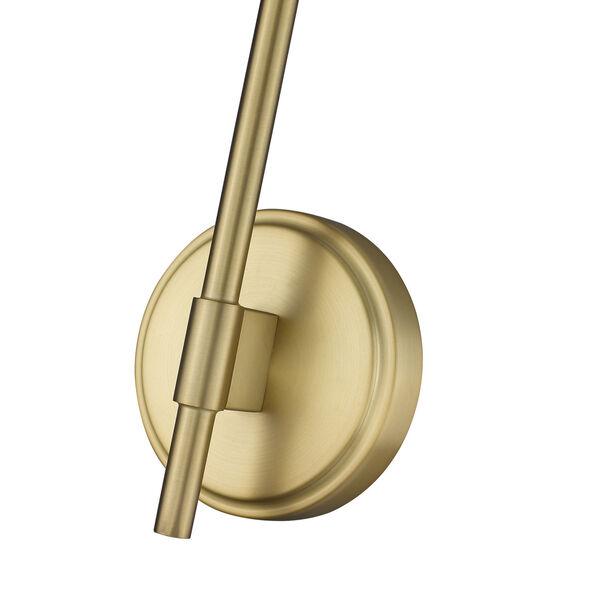 Winward Olde Brass One-Light Wall Sconce, image 5