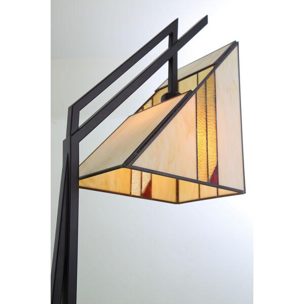 Verda Black One-Light Floor Lamp, image 2