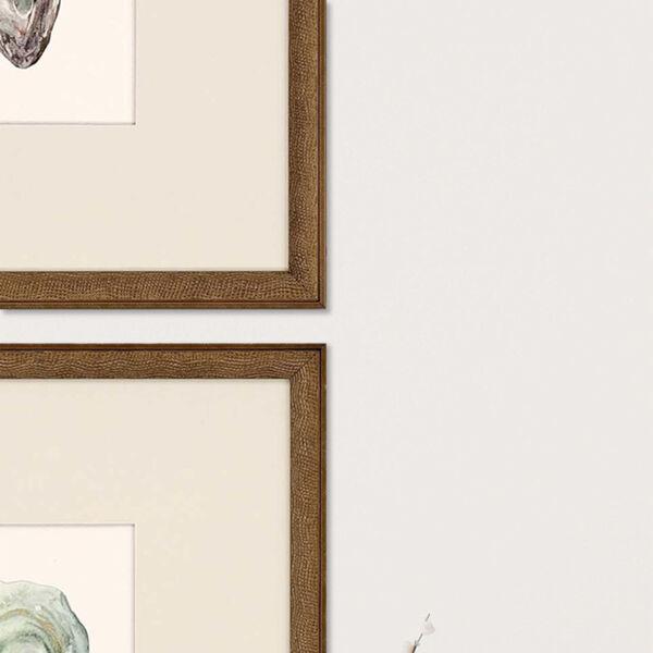 Ocean Blades Neutral Framed Art, Set of Four, image 3