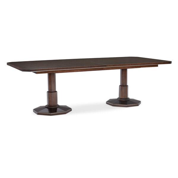 Caracole Classic Mocha Walnut Cult Classic Table, image 1