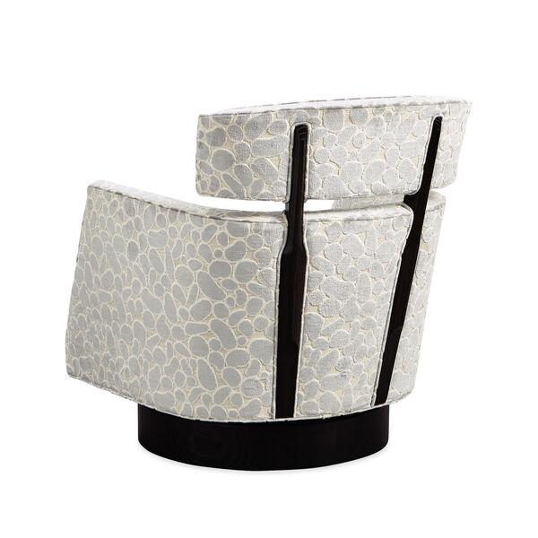 Modern Artisan Remix Ivory Recut Chair, image 5