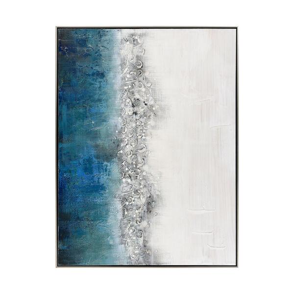 Boundless Acrylic Blue Wall Art, image 6