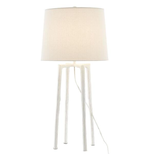 Rowan White One-Light Table Lamp, image 2