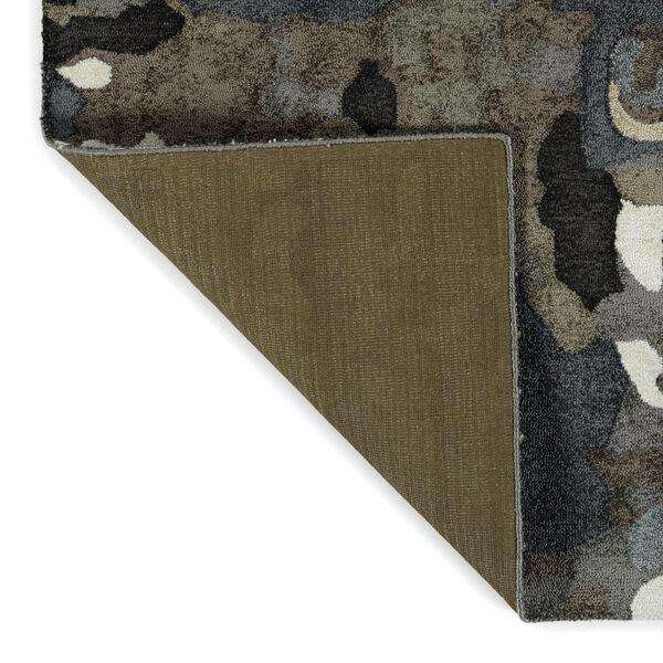 Flora Fantasies Gray Indoor/Outdoor Rug, image 4
