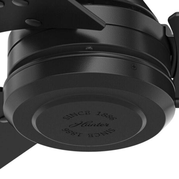 Cassius Matte Black 52-Inch Outdoor Ceiling Fan, image 5