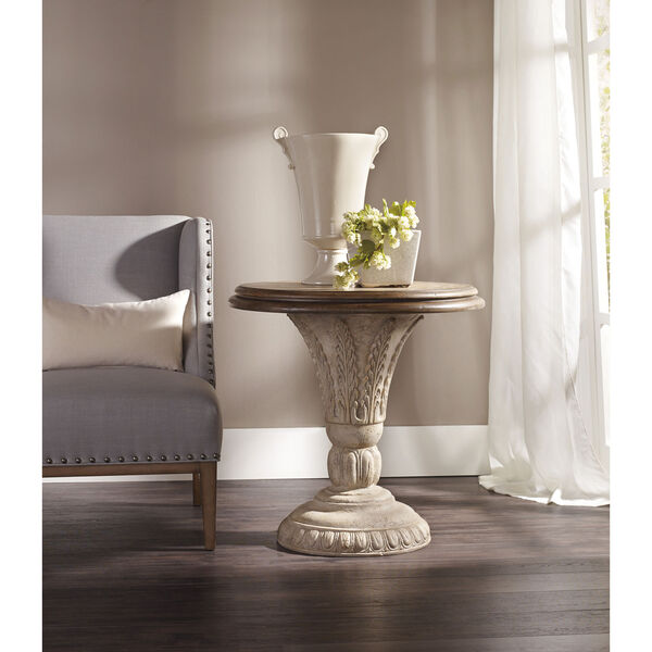 Solana Round Accent Table, image 3