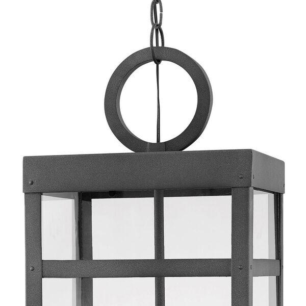 Porter Aged Zinc Four-Light Outdoor Pendant, image 2