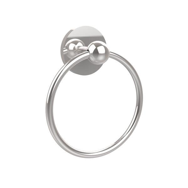 Prestige Skyline Polished Chrome Towel Ring, image 1