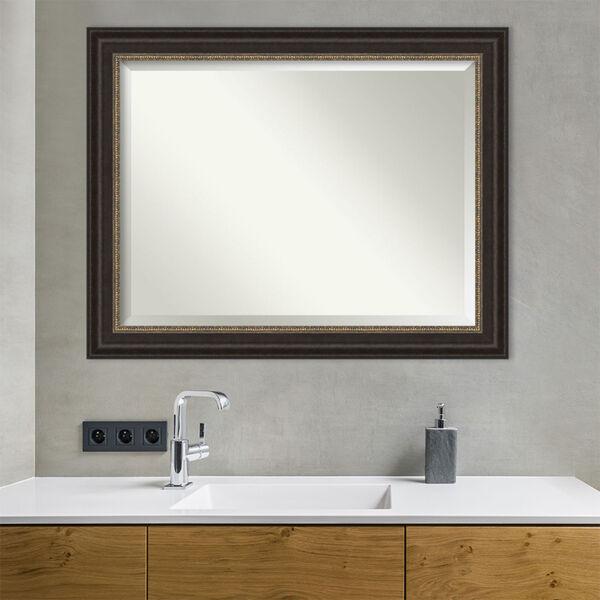 Paragon Bronze 47W X 37H-Inch Bathroom Vanity Wall Mirror, image 5
