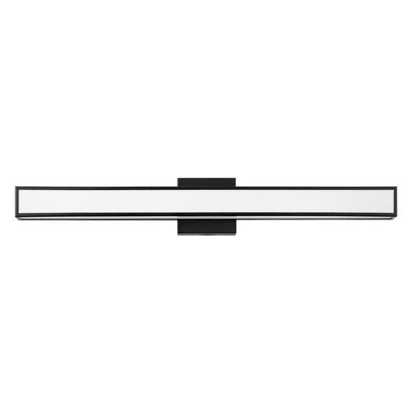 Alto Black 30-Inch LED ADA Bath Sconce, image 1