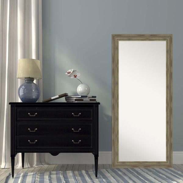 Alexandria Graywash 30-Inch Floor Mirror, image 5