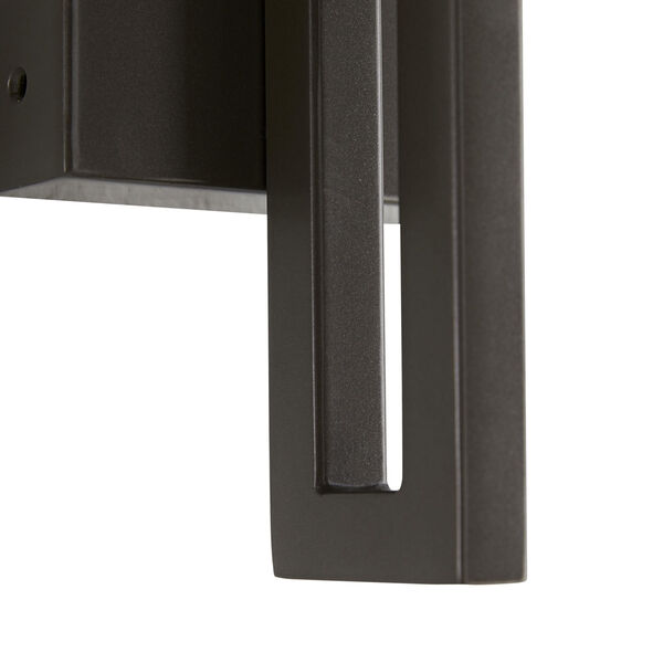 Simba Aged Iron Two-Light LED Outdoor Wall Sconce, image 5