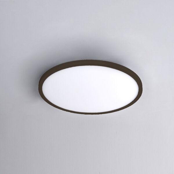 Bronze 11-Inch 3000K LED ADA Round Flush Mount, image 4