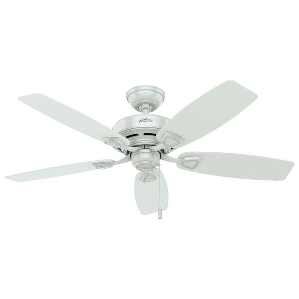 Sea Wind White 48-Inch Outdoor Ceiling Fan, image 1