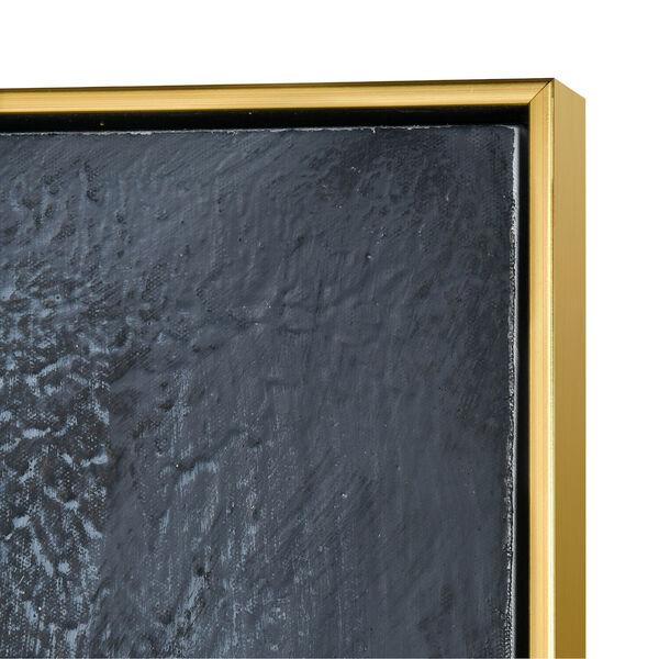 Acrylic Blue Wall Art, image 3
