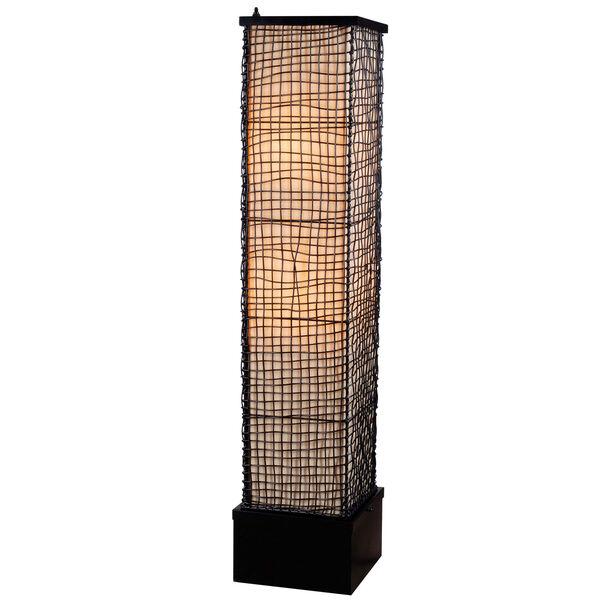 Trellis Bronze Outdoor Floor Lamp, image 1