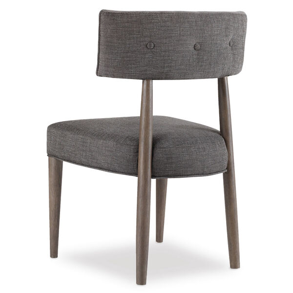 Curata Gray Upholstered Chair, image 1