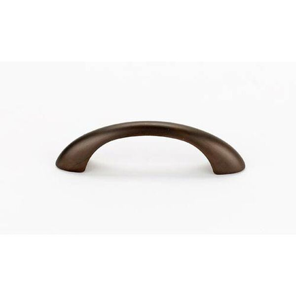 Chocolate Bronze Brass 3-Inch Pull, image 1
