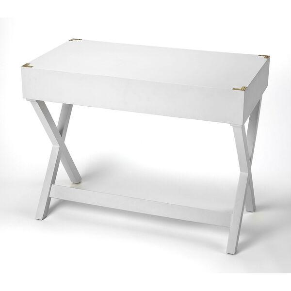 White Desk, image 2