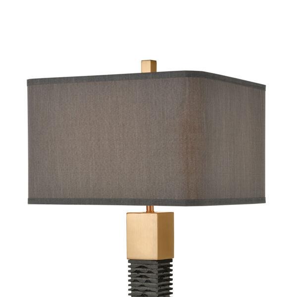 Benediction Black One-Light Table Lamp, image 3