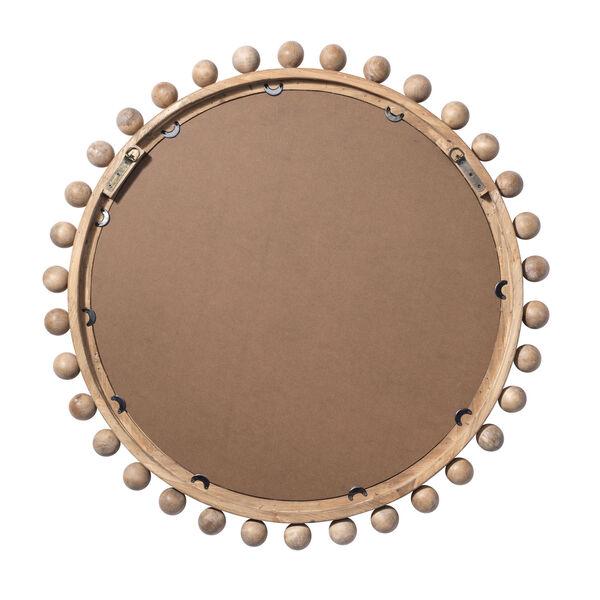 Natural Wood Brighton Mirror, image 2