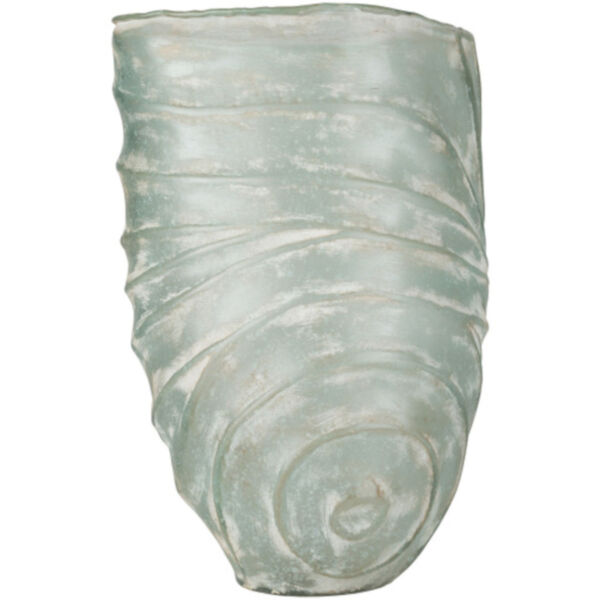 Cole Aqua Decorative Bowl, image 1